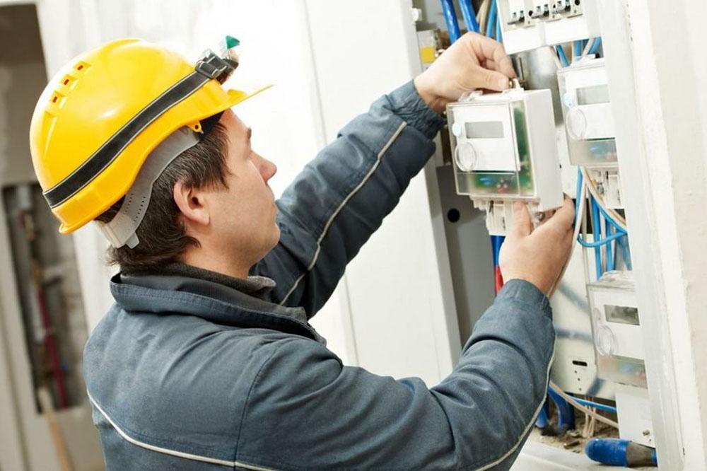 установка и подключение электросчетчика в Ростове