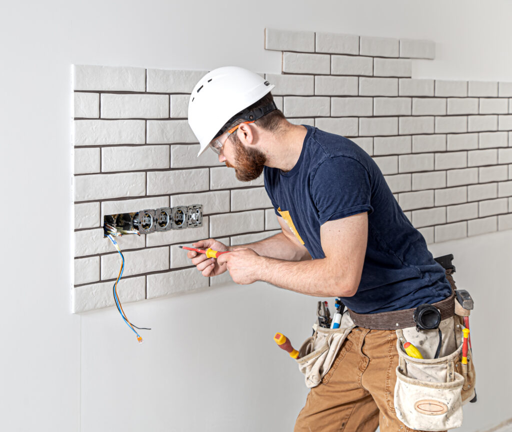 электропроводка в частном доме в Ростове